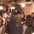 C.終演後 in東京